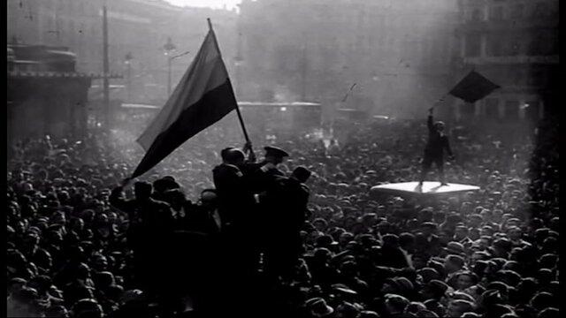 Proclamación de la Segunda República Española.