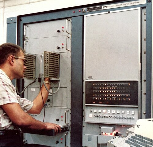 HP's First Computer