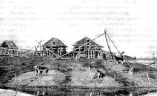 Bolskeretsk Founded in the Kamchatka Peninsula