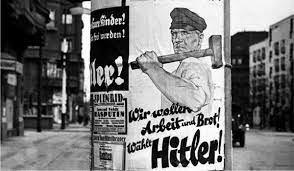 APOYO DE LA CLASE OBRERA AL NAZISMO