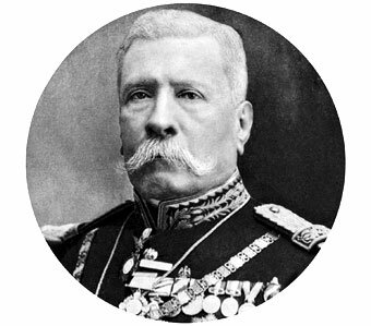 Segundo periodo del General Díaz.