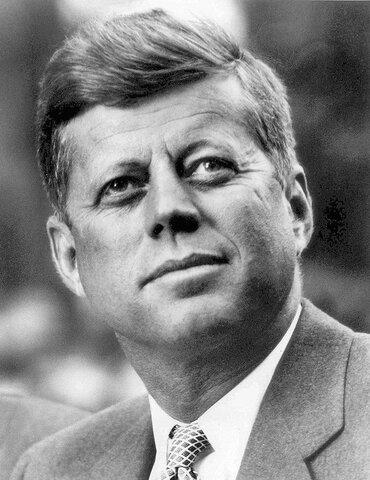 EUA / John F. Kennedy (1961-63 ) [Demòcrata]