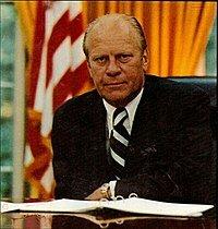 EUA / Gerald Rudolph Jr (1974-77 ) [Republicà]