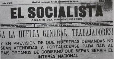 Las crisis de 1917