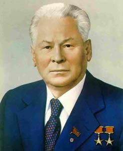 URSS / Konstantín Chernenko (1984-85)
