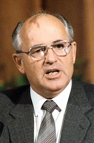 URSS / Mijaíl Gorbachov (1985- 91)