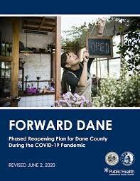"""Dane County moves into Phase One of """"Forward Dane"""""""