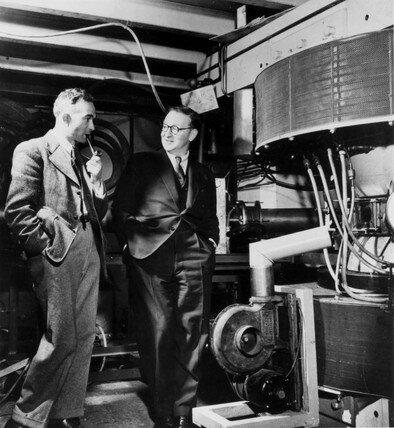 Primer Acelerador de Partículas