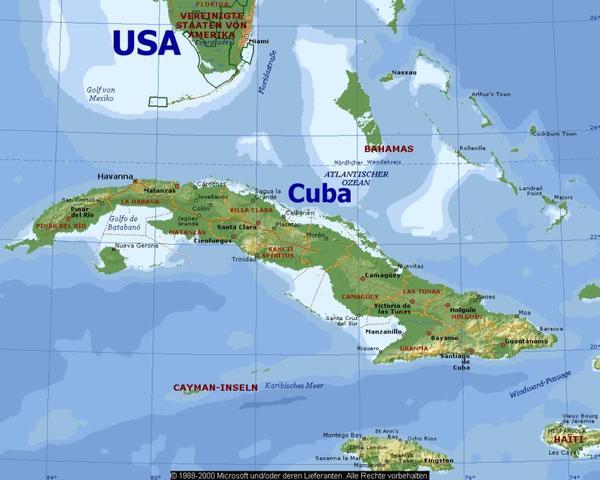 Cubans Revolt