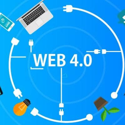 Evolución de la Web 4.0 timeline