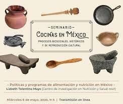 SEMINARIO COCINAS EN MEXICO