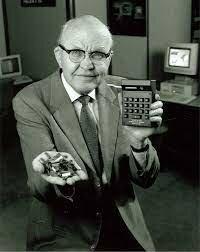 The 1st Microchip