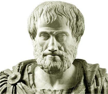 Edad antigua. Aristóteles 348- 350 a.c.