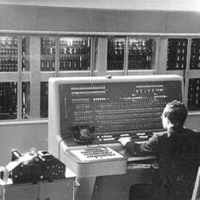 Предыстория информатики timeline