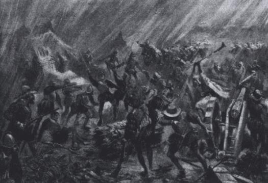 Carlos I va ser derrotat a Argèlia
