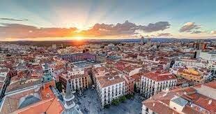 Declaració de Madrid com a capital