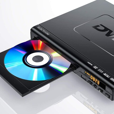 DVD and DVD player