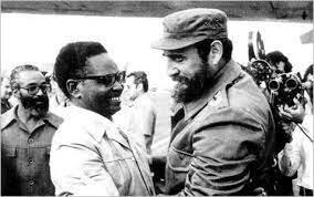 INDEPENDENCIA DE ANGOLA Y MOZAMBIQUE