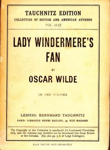 Lady Windermere's Fan (play)