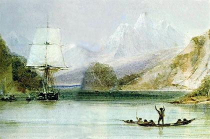 Viaje del Beagle III