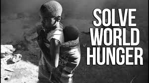 690 Million Hungry People in the World