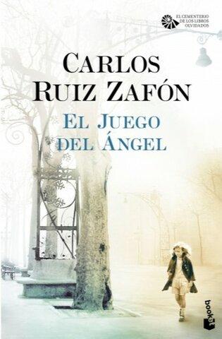 El juego del ángel (Cementerio de los libros olvidados)