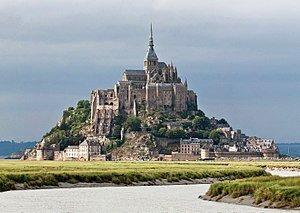 Moint Saint-Michael(six Août 1998)