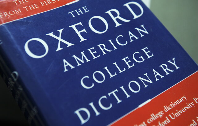 Oxford Dictionary Adds Environmental Jargon