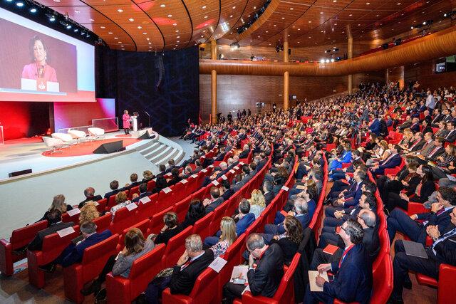 Primera conferencia norteamericana sobre la formación del psicólogo de la salud