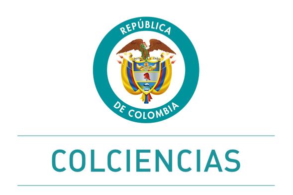 surgimiento de los sistemas de clasificación de COLCIENCIAS