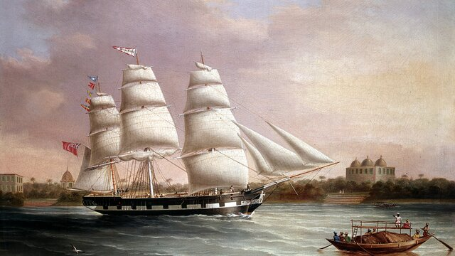 Dutch Merchants Found the Dutch East India Company