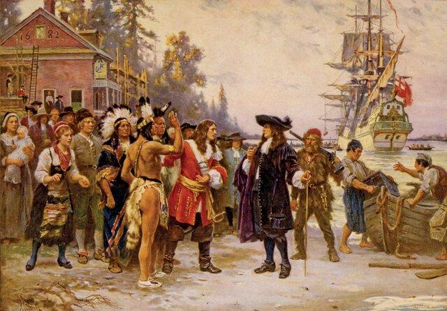 The Establishment of Pennsylvania