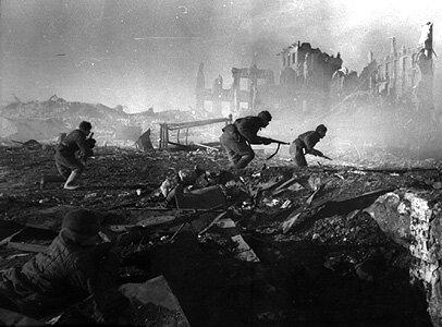 Battle of Stralingrad