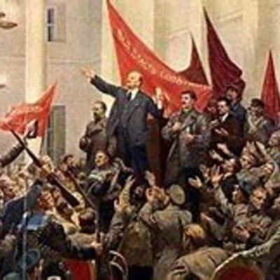 La rivoluzione Russa timeline