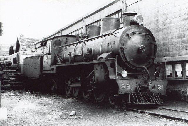 Primer ferrocarril de España