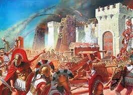 Distruzione di Atene da parte dei persiani