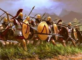 Sparta invade L'Attica