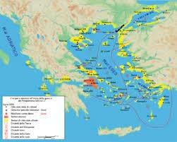 Atene conquista Mitilene