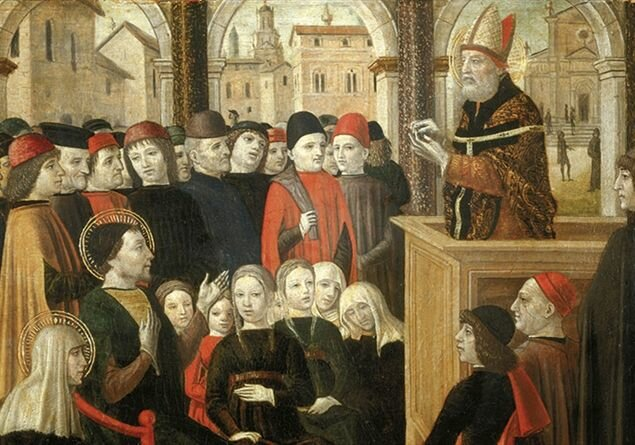#3 Ambrogio Vescovo