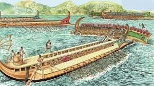 Vittoria di sparta sulla flotta di Atene