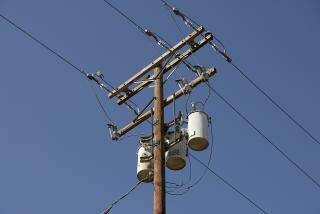 Llegada de la energía eléctrica al Morro
