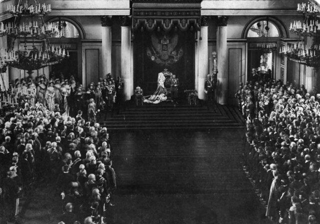 Elecciones para una Asamblea General