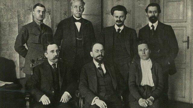 Tratado de Brest-Litvosk