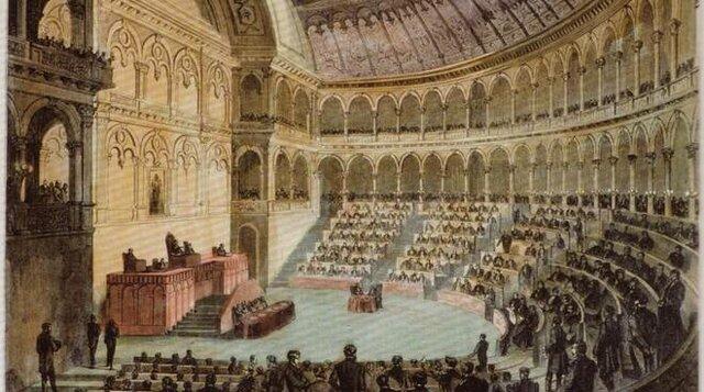 Le prime elezioni: la Destra storica