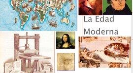 LA EDAD MODERNA  S VX _ XVIII timeline