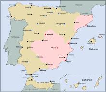 Los nacionales inician una ofensiva sobre Cataluña