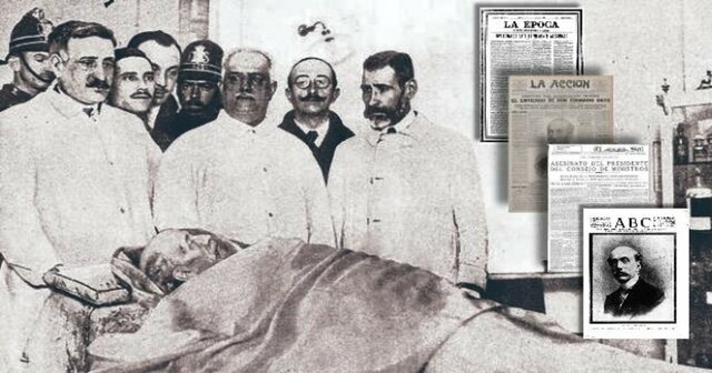 El asesinato de Eduardo Dato