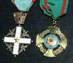 premio gran Oficial de la Orden al Mérito de la República italiana