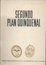 Segundo plan Quinquenal