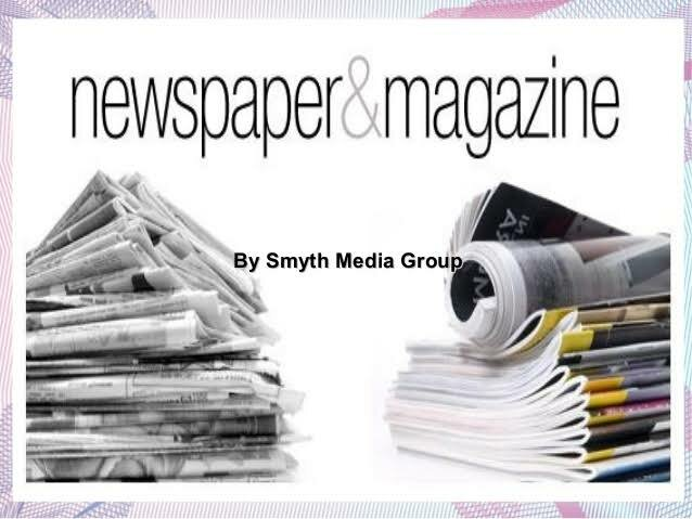 Exposure to newspapers and magazines